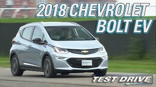 Test Drive: The 2018 Chevrolet Bolt EV