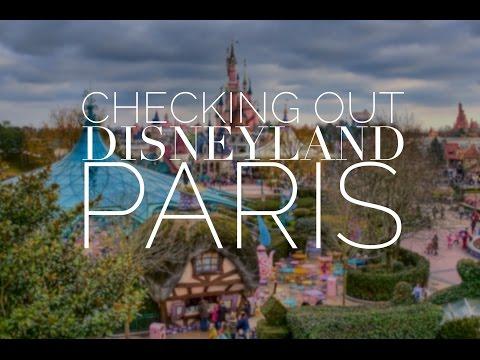 Checking Out Disneyland Paris