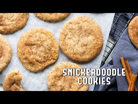 how-to-make-snickerdoodle-cookies-without-cream-of-tartar-|-easy-recipe