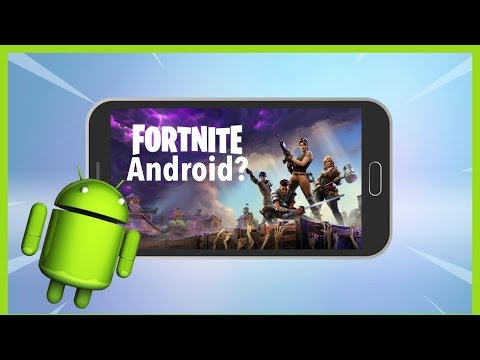 KDY BUDE FORTNITE NA ANDROID?