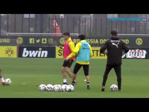 Piszczek und Philipp sind zurück im BVB-Training