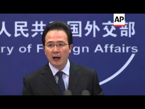 China calls for ceasefire in Gaza and Israel