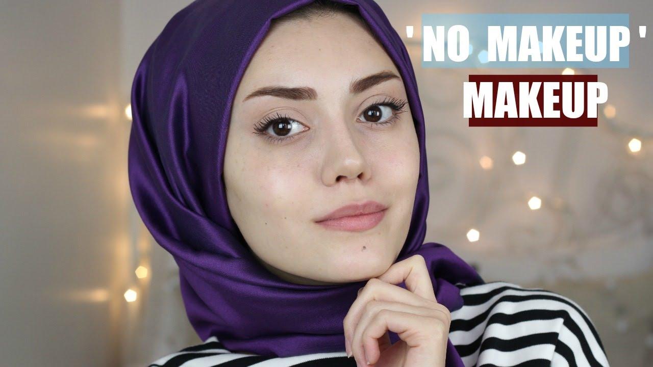 Yok Gibi Duran , DOĞAL MAKYAJ | ' NO MAKEUP ' MAKEUP