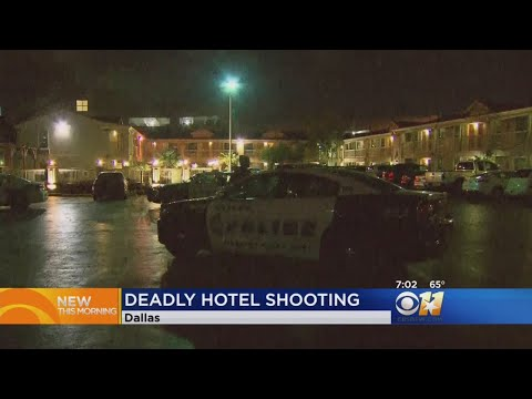 1 Dead After Shooting At Old East Dallas Hotel