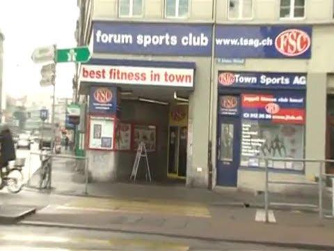 Forum Sports Club   Der Fitness Club im Herzen von Basel