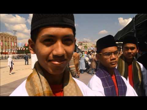 9. International student Gathering Sakarya Turkey