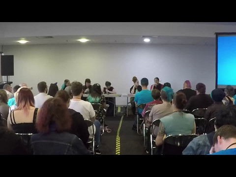 12 PM; GX Australia 2017 — Day 2 (Big Ant Panel Room): Polyamory And Geek Culture