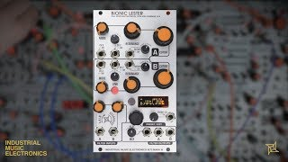 Industrial Music Electronics Bionic Lester MK3 Overview