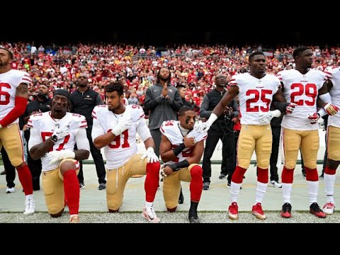 Russian Troll Twitter Accounts Influenced NFL Protest Debate