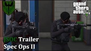 Grand Theft Auto Online trailer:  Spec Ops II