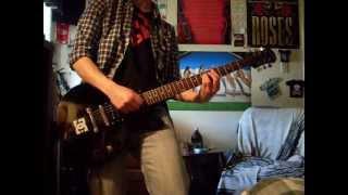 Bad Religion - Dept. Of False Hope - Guitar Cover
