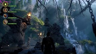 Dragon age Inquisition 15min GamePlay (Ultra, 60fps)