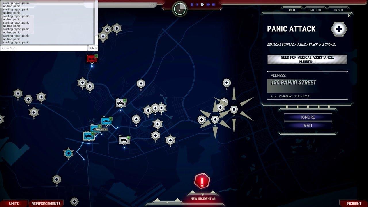 911 operator full game