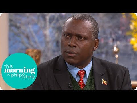 High Commissioner of Uganda on the Comic Relief Racism Row | This Morning