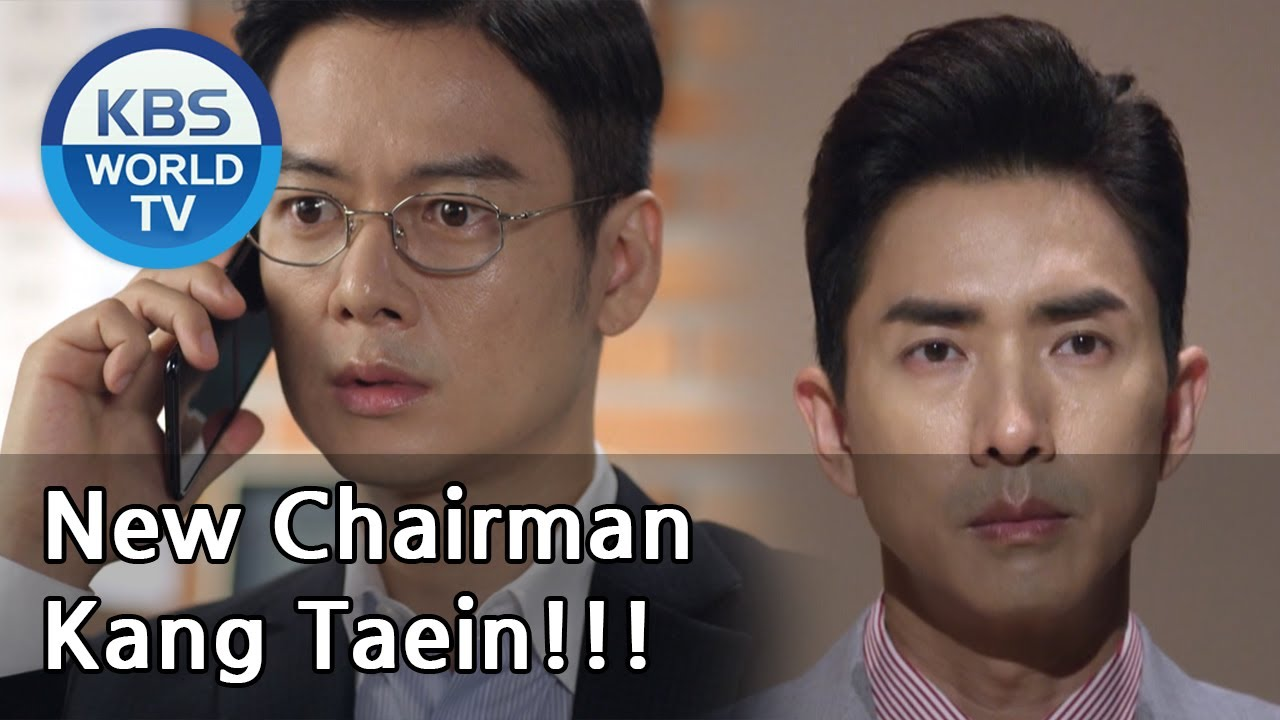 (1Click Scene) New Chairman Kang Taein!!! [Fatal Promise/ENG,CHN/2020.08.12]