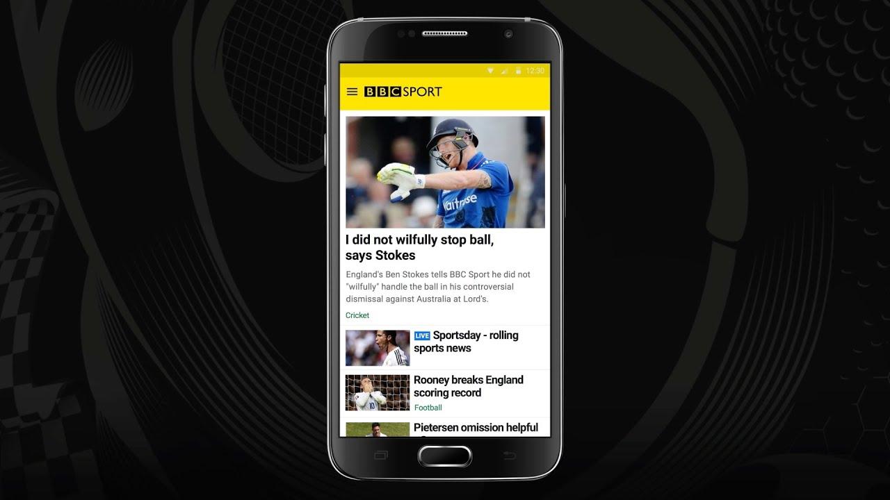 Sports Video App