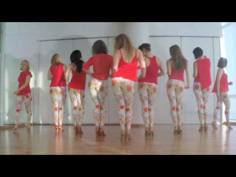 Kizomba lady style (remix: Isabelle & Felicien - Soha Mil Pasos)