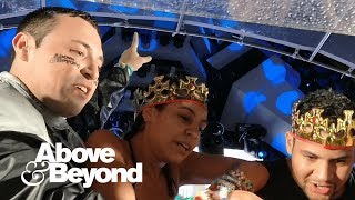Above & Beyond Push The Button Live at Electric Zoo 2017, New York Resimi