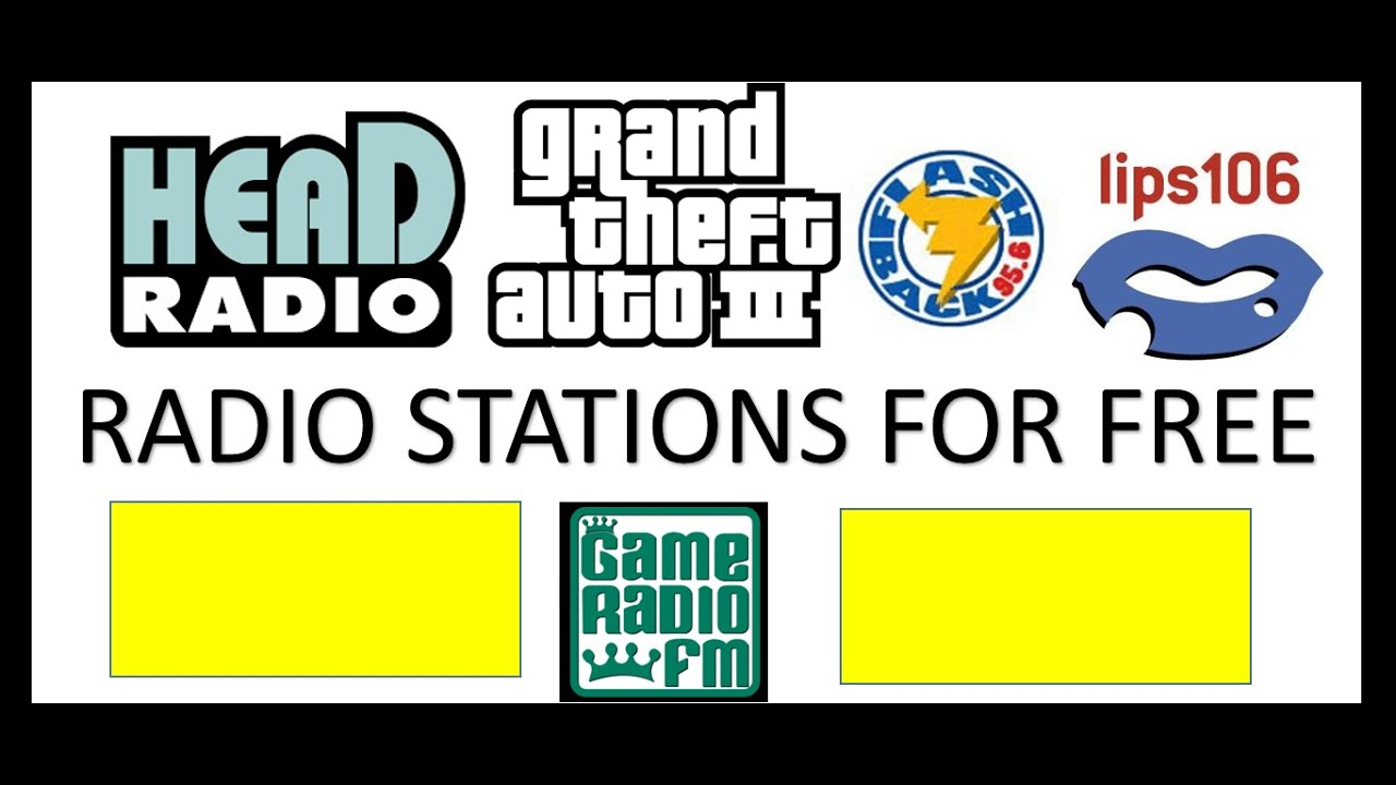 HOW TO GET ALL GTA 3 RADIO STATIONS FOR FREE – Interview