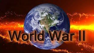 Самая кровопролитная война в истории человечества!!! Вторая Мировая Война.