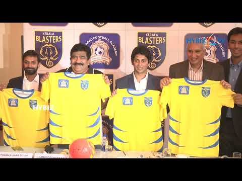 Hyd Football Academy and Kerala Blasters Hands to Grassroots Talent Development