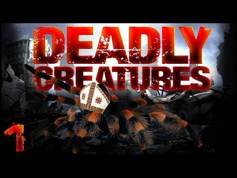 Deadly Creatures (Wii) | #1 | The Tarantula God.