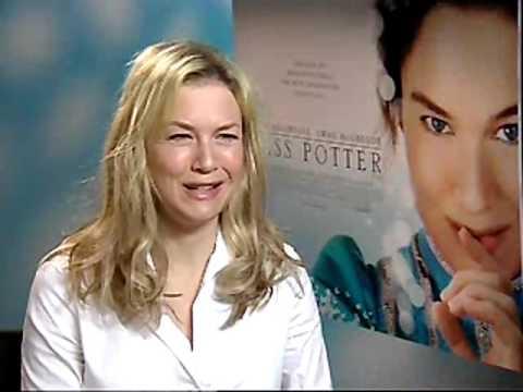 Download Miss Potter - Renee Zellweger, Ewan McGregor interviews