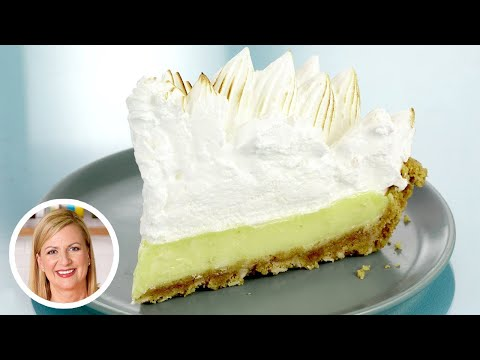 Anna Bakes an OUTSTANDING Key Lime Pie!