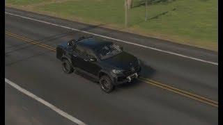 The Crew 2 Open Beta Epic Drift in Mercedes X-Class Pickup Truck
