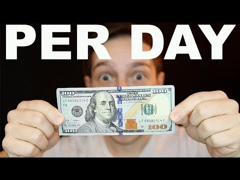 Passive Income: How To Make $100 Per Day In 2019