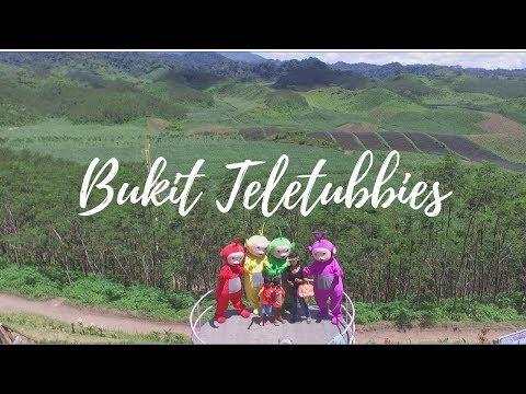 tempat-wisata-murah-di-blitar-!!!-pesona-bukit-teletubbies-blitar-jawa-timur