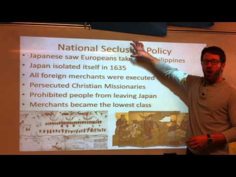 Osborne APWH Early Modern Period Japan