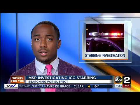 Maryland State Police investigating ICC stabbing