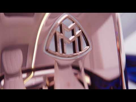 Vision Mercedes-Maybach Ultimate Luxury - Teaser Version 1