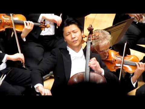 Detroit Symphony Orchestra - Dvořák 'Concerto for Cello & Orchestra In B Minor: Allegro' 11-21-2015