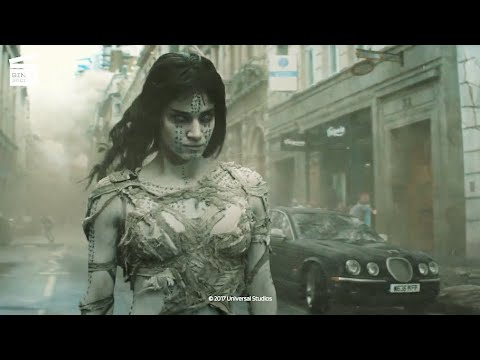 Download The Mummy (2017): The Mummy Escapes HD CLIP