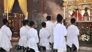 Mass of the Holy Spirit Independence Day amanuningbie.com
