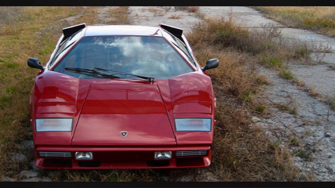 1 12 Scale Lamborghini Countach Doyusha Otaki Testors Youtube