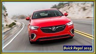 BUICK REGAL - 2019 Buick Regal GS Review