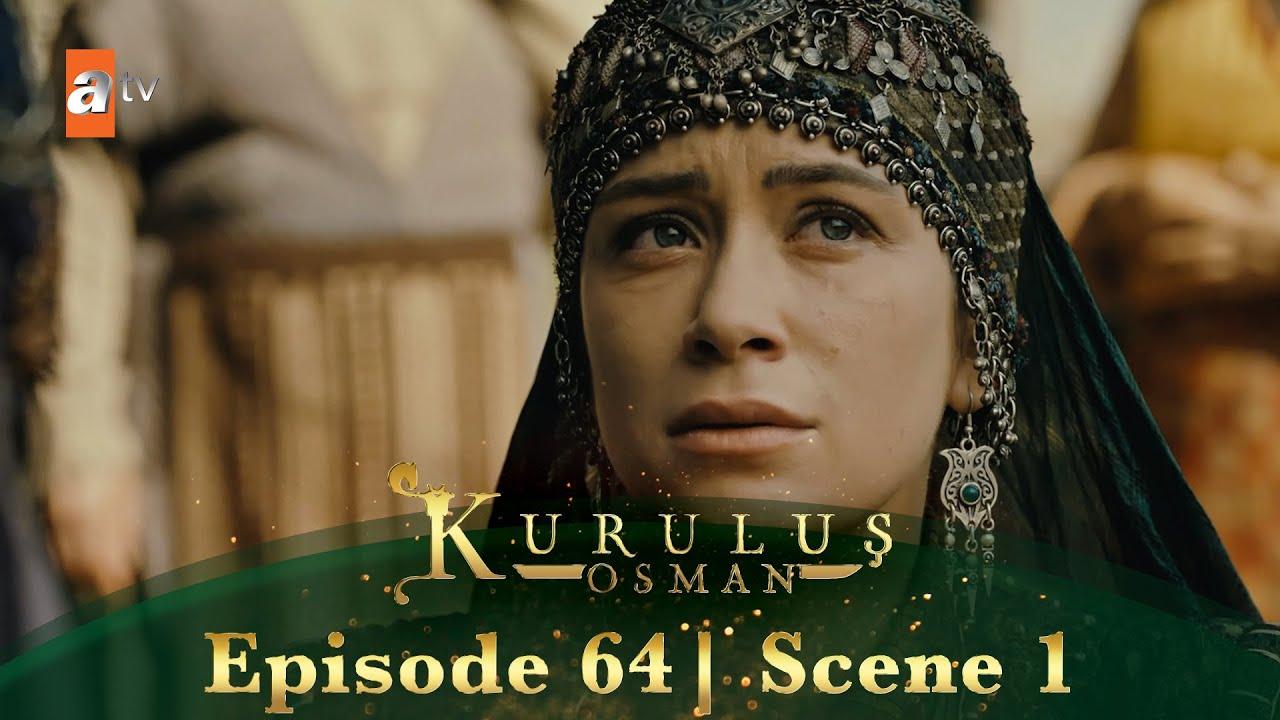Kurulus Osman Urdu | Episode 64 - Scene 1