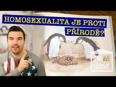 Další blábol z diskuzí: Homosexualita je proti přírodě? Zde jsou přírodní argumenty