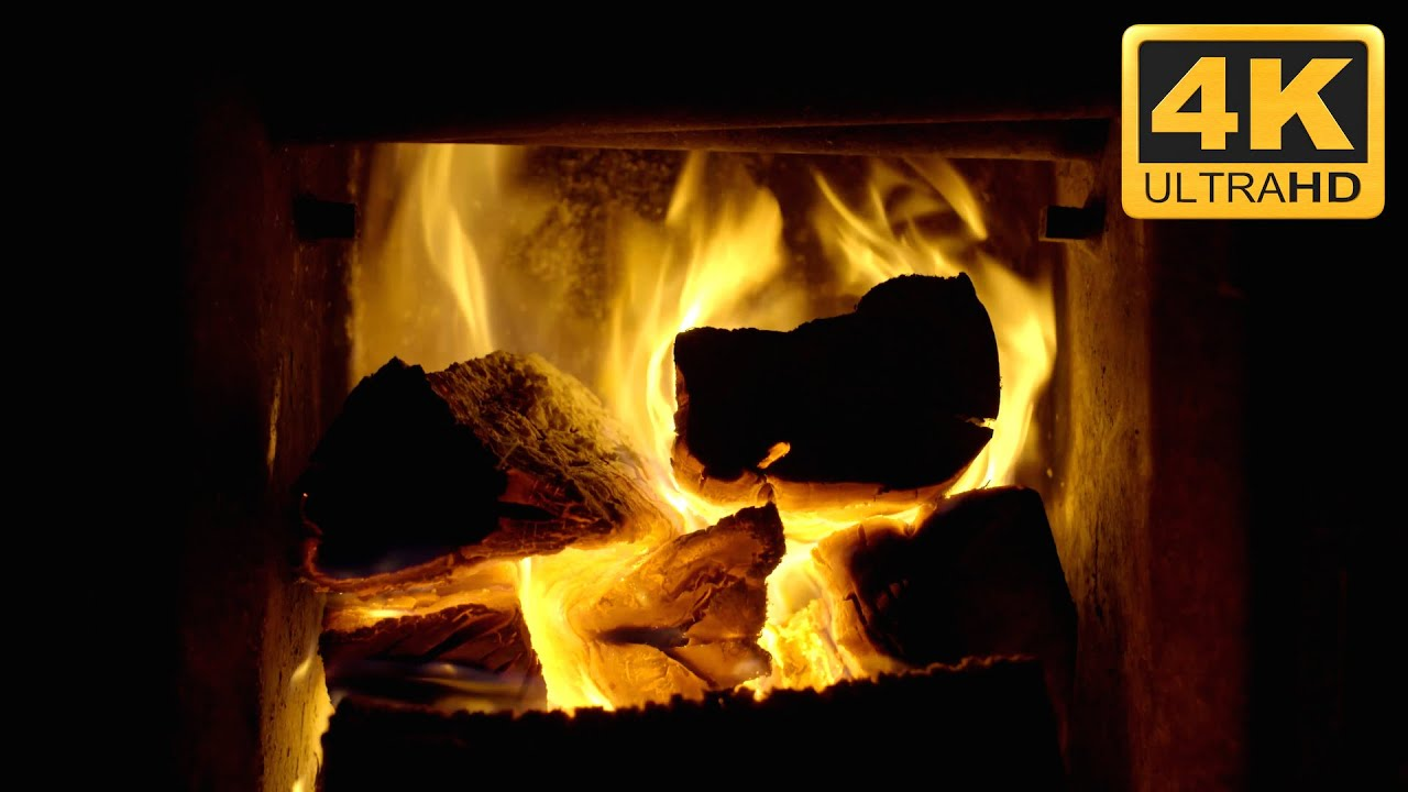 ☆-☆-☆-☆-☆ The BEST 4K Virtual Fireplace - YouTube