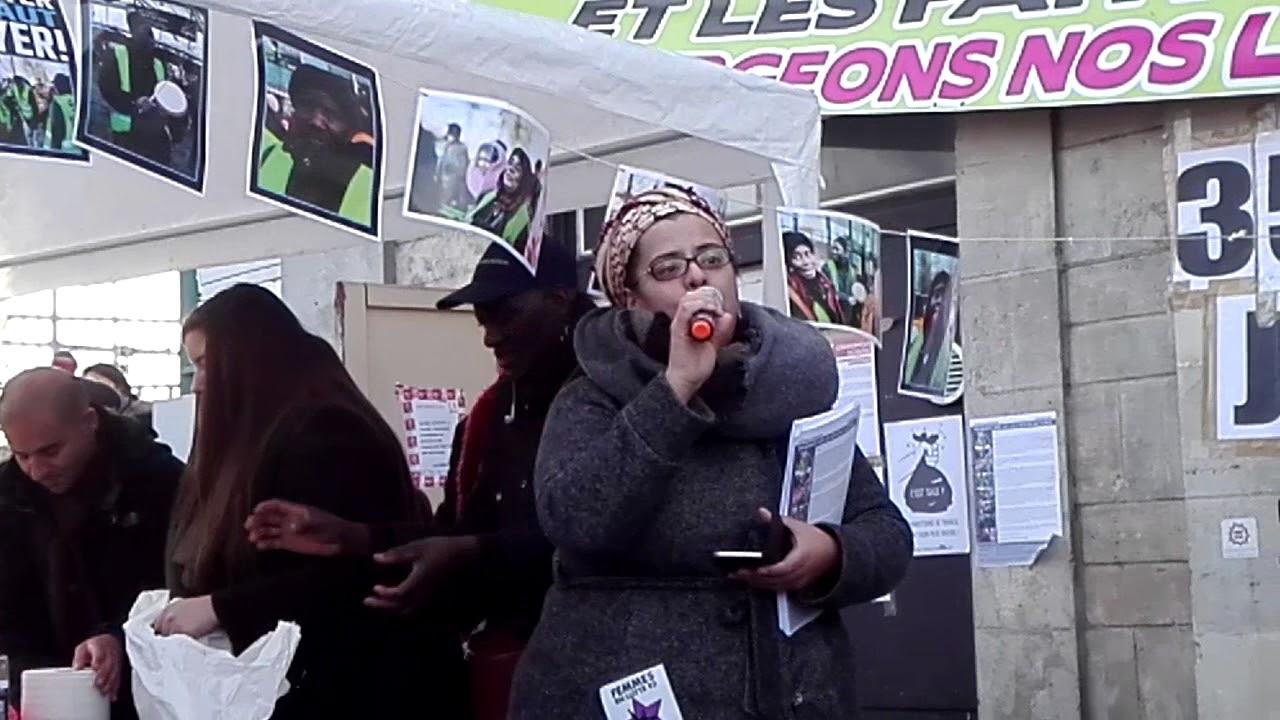video lutte femme