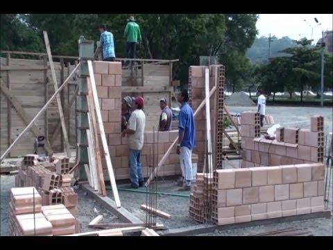 El lego de la construcci n viviendas sin cemento y - Como se construye una casa ...