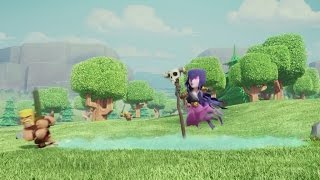 Clash of Clans - New Witch Official TV Commercial