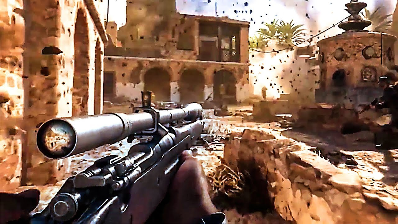 CALL OF DUTY WW2 United Front Bande Annonce (2018) PS4 / Xbox One / PC