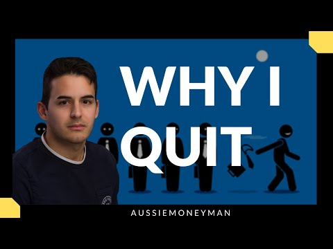 Why I Quit My Permanent Full Time Federal Government Job At Age 20