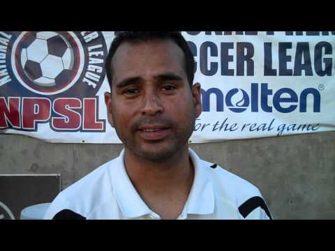 Jose Botello reflects on 3-0 Hollywood United NPSL semifinal win