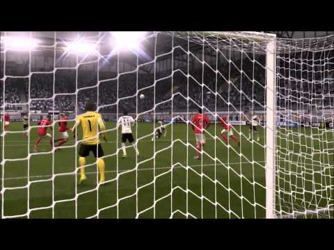 Sneijder Reverse Shot
