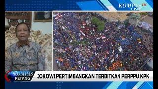 Jokowi Pertimbangkan Terbitkan Perppu KPK, Ini Tanggapan Mahfud MD
